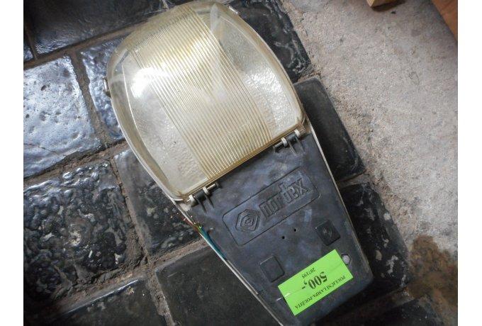 Lampa pouliční