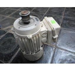 Elektromotor s brzdou 0,25kw 1100 ot.