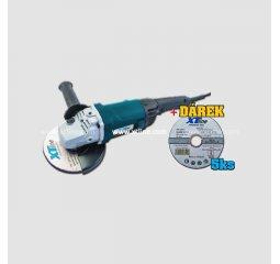 Úhlová bruska AG1503, 150mm 1200W + Dárek SARN15010 5ks