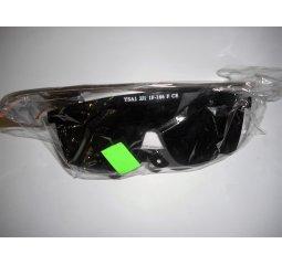 Brýle pracovní, ochranné-černé