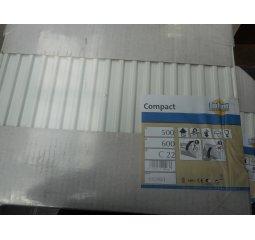 Radiátor Klasik 22 500x600