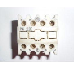 Nástavba stykače PK22E