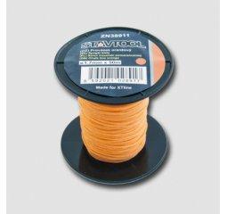 Provázek oranžový 50 m, 1,7 mm