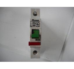 Jistič MCB-C10-1F
