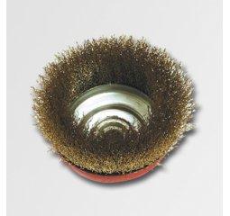 Kartáč hrnkový, vlnitý 100 mm