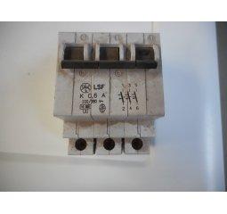Jistič LSF-K0,6A-3F