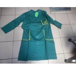 Montérkový plášť