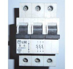 Jistič LSE-B6-3F