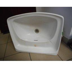 Umyvadlo bílé 60x50