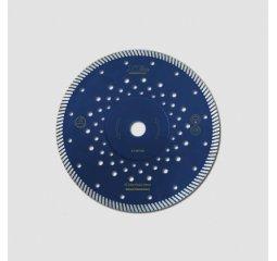 Kotouč diamantový řezný turbo Fast Cut, 230x2.8x10x22,2mm