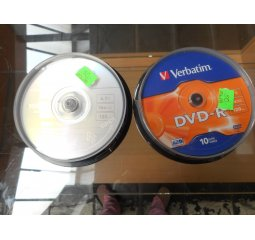 DVD 4,7 verbatin