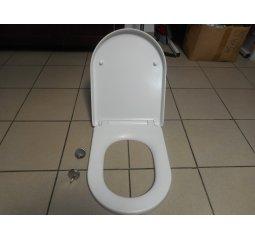 WC prkénko-samozavírací