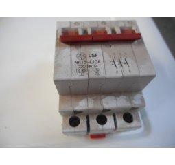Jistič LSF-Nr.15-L(U)10A-3F