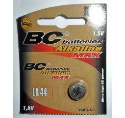 Baterie BC LR44, 1,5V