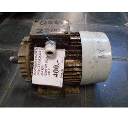 Patkový motor  0,4kW, 380V, 2800ot.