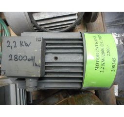 Elektromotor 2,2kW, 2800 ot.