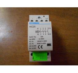 Stykač HiC 25,40NSx230