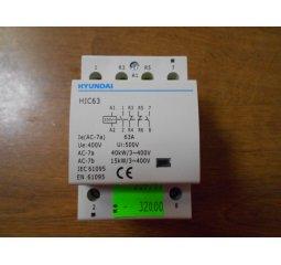 Stykač HiC 63,22NSx230