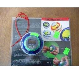 Powerball Neon Blue Gyroscope