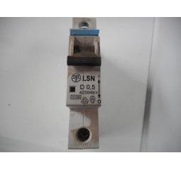 Jistič LSN-D0,5-1F