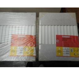 Radiátor Klasik 22 500x400