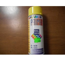 Sprej Dupli-Color Prima žlutá