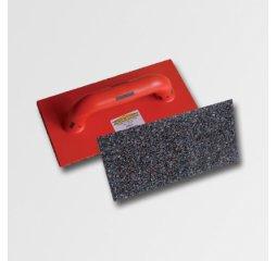 Hladítko plast. s naneseným korundem 250x130mm