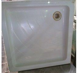 Vanička do sprchového koutu 89x89
