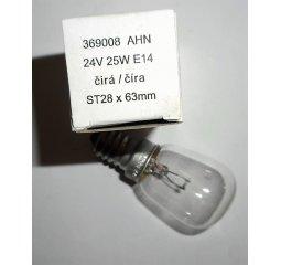 žárovka E14 čirá
