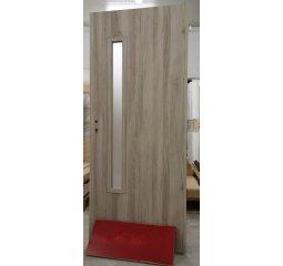 Interiérové dveře Japonský dub šedý