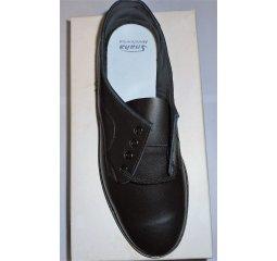 Pracovní kožené boty