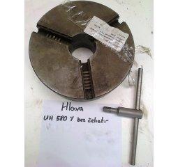 Čelisťové sklíčidlo UH580 Y bez čelistí