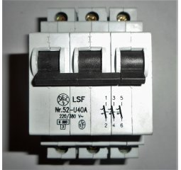 Jistič LSF 40/3 3F