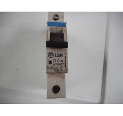 Jistič LSN-D0,4-1F
