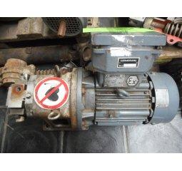 Elektromotor 0,37kW/680ot.
