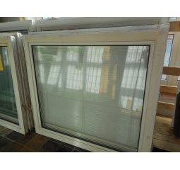 Okno plastové š.1500/v.1300