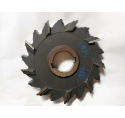 Kotoučová fréza 160x40x18mm