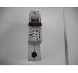 Jistič LSN-D40-1F