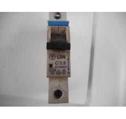 Jistič LSN-C0,6-1F