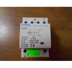 Stykač HiC 63,40NSx230
