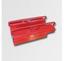 Kufr na nářadí kov.495x200x290mm 5 přihrádek