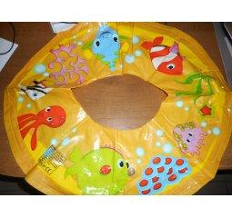 Dětský kruh s rybičkami