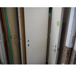Dveře 60P s koženkou