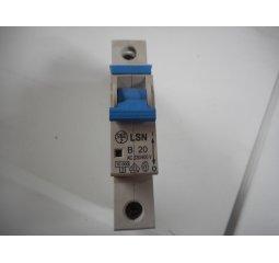 Jistič LSN-B20-1F