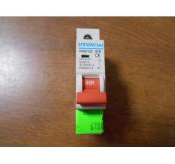 Vypínač HiSD125,1P,32A