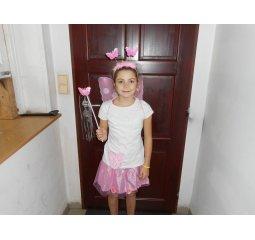 Kostým víly - 6-8 let