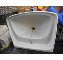 Umyvadlo bílé