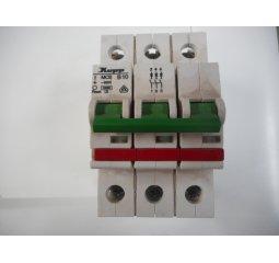 Jistič MCB-B10-3F