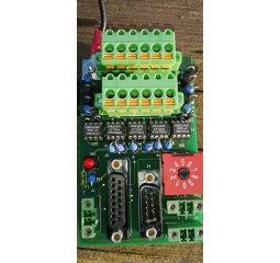 Deska integrovaných obvodů S/N484