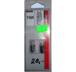 Žárovka T4W/4W